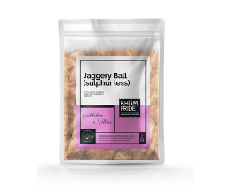 Jaggery Ball (sulphur less)